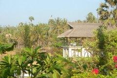 Das Restaurant unseres Bali Luxury Resorts Shunyata Villas Bali
