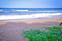 Der Strand der Ayurveda Shunyata Villa