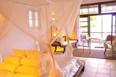 Junior Suite 5 Schlaf- & Wohnraum im Ayurveda Resort