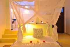 Junior Suite 3 Schlaf- & Wohnraum im Ayurveda Resort
