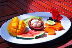 Leckere & gesunde Früchte während der Ayurveda Kur