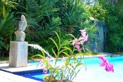 Der gesunde Pool der Ayurveda Shunyata Villa ~ Sri Lanka
