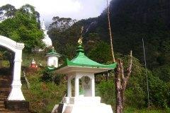 Tempelanlagen in Sri Lanka