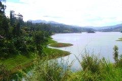 Die Seen auf Sri Lanka